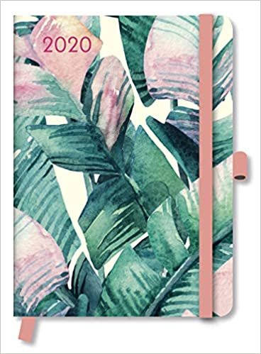 Floral 2020 GreenLine Diary