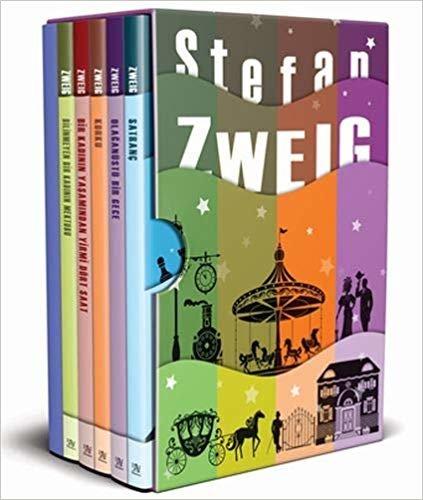 Stefan Zweig Seti ( 5 Kitap Kutulu)