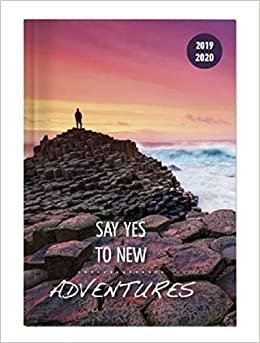 Collegetimer A5 Tag Travel 2019/2020