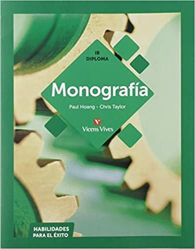 MONOGRAFIA (IB DIPLOMA)