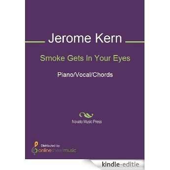 Smoke Gets In Your Eyes [Kindle-editie]