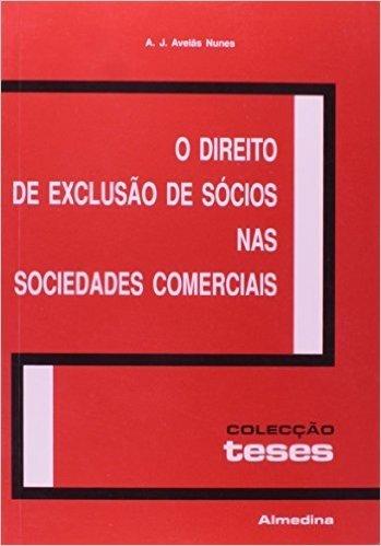 O Direito De Exclusao De Socios Nas Sociedades Comerciais