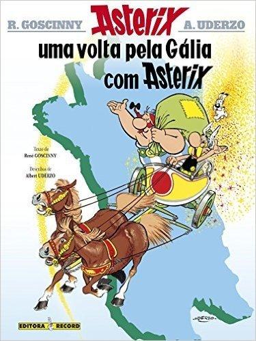 Asterix - Uma Volta Pela Gália Com Asterix - Volume 5