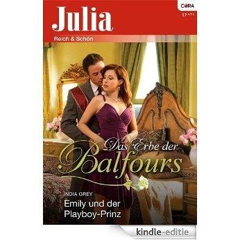 Emily und der Playboy-Prinz (JULIA) [Kindle-editie]
