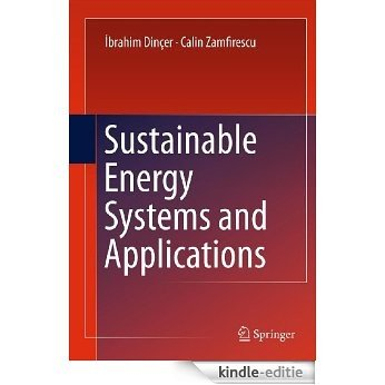 Sustainable Energy Systems and Applications [Kindle-editie]