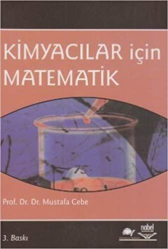 Kimyacılar İçin Matematik