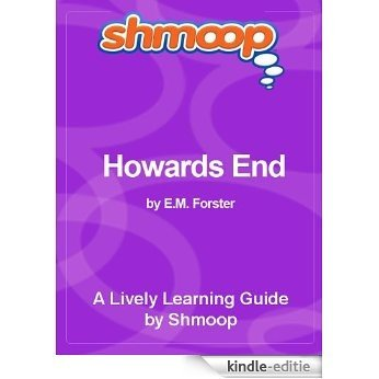 Howards End: Shmoop Study Guide [Kindle-editie]