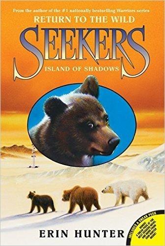 Seekers: Return to the Wild #1: Island of Shadows