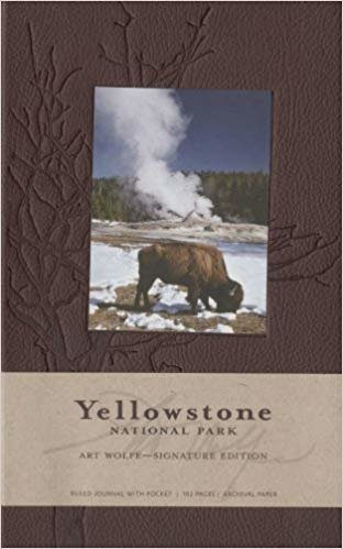 YELLOWSTONE NATIONAL PARK HARDCOVER RULED JOURNAL (Insights Journals)