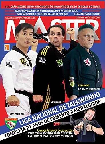 Revista Master 16: Liga Nacional de Taekwondo