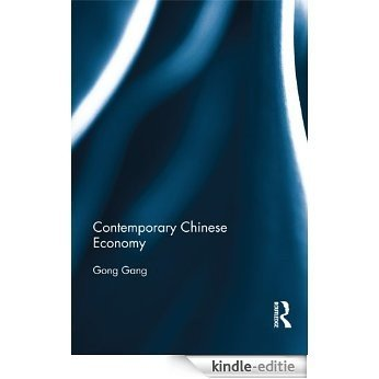 Contemporary Chinese Economy [Kindle-editie]