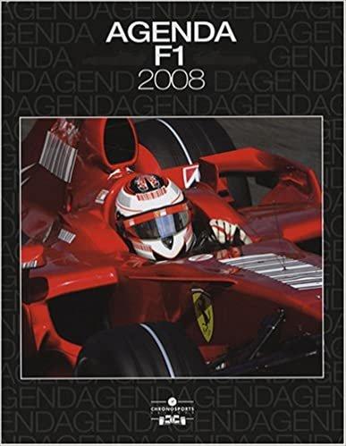 agenda de la f1 2008 (CALENDRIER)