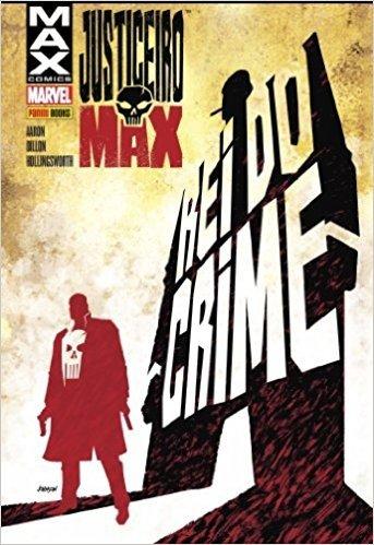 Justiceiro Max - O Rei do Crime: 1
