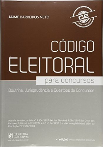Codigo Eleitoral Para Concursos
