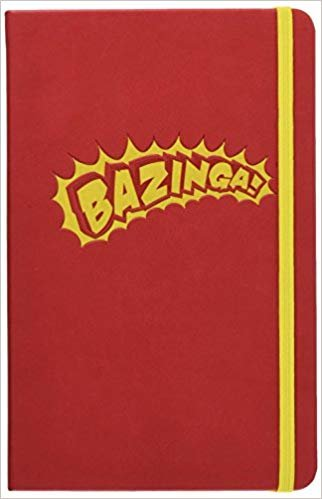 The Big Bang Theory Hardcover Ruled Journal (Insights Journals)
