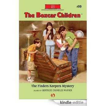 The Finders Keepers Mystery (The Boxcar Children Mysteries) [Kindle-editie]