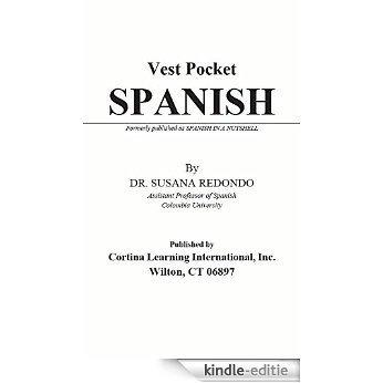 Vest Pocket Spanish (English Edition) [Kindle-editie]