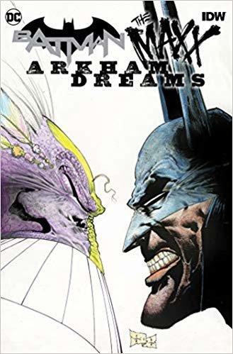 Batman The Maxx Arkham Dreams