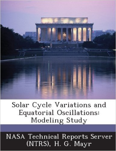 Solar Cycle Variations and Equatorial Oscillations: Modeling Study