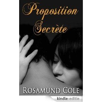 Proposition Secrète (French Edition) [Kindle-editie]