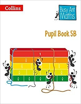 Pupil Book 5B (Busy Ant Maths) (English Edition)