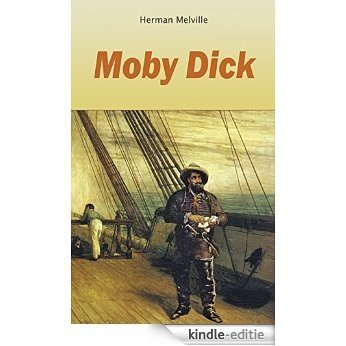 Moby Dick (illustrated) (English Edition) [Kindle-editie]