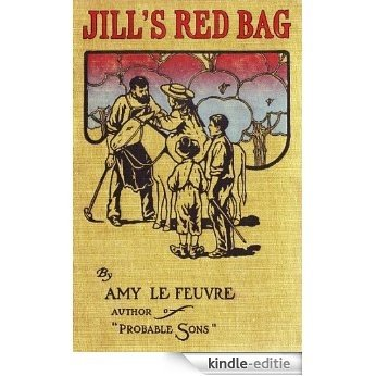 Jill's Red Bag (Illustrated) (English Edition) [Kindle-editie]