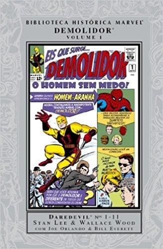 Biblioteca Histórica Marvel - Demolidor - Volume 1