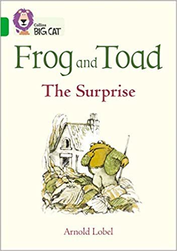 Frog and Toad: The Surprise: Band 05/Green (Collins Big Cat)