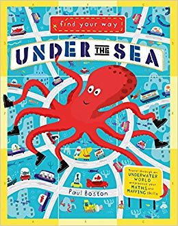 Find Your Way Under the Sea