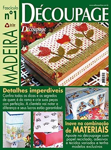 Arte & Découpage Extra: Edição 1