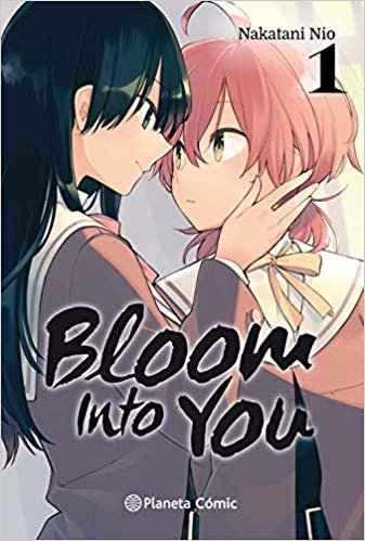 Bloom Into You nº 01/06 (Manga Yuri)