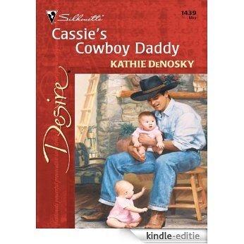 Cassie's Cowboy Daddy [Kindle-editie]