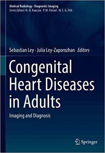 Congenital Heart Diseases in Adults: Imaging and Diagnosis (Medical Radiology)