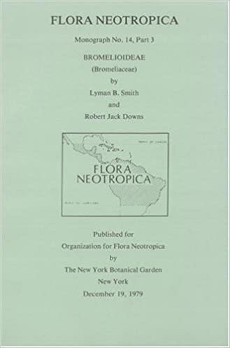 Flora Neotropica Bromeliodeae Monograph No. 14, Part 3
