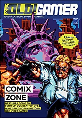 Bookzine OLD!Gamer - Volume 2: Comix Zone