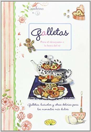 Galletas (Cuadernos de cocina)