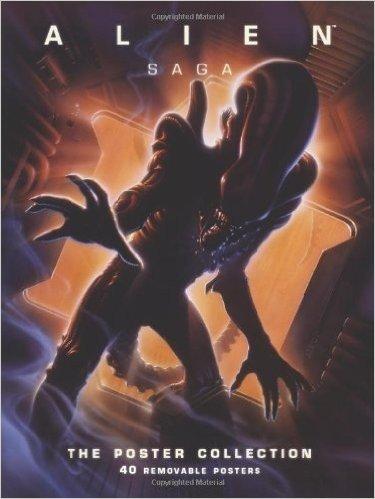 Alien Saga Poster Collection