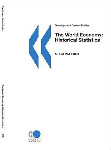 The World Economy: Historical Statistics (Development Centre Studies)