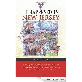 It Happened in New Jersey (It Happened In Series) [Kindle-editie]