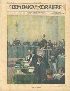 Il nuovo processo Dreyfus a Rennes: l'interrogatorio dell'imputato.