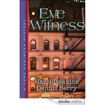 Eye Witness (Dr. Yoko Mystery Series Book 2) (English Edition) [Kindle-editie]