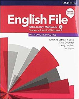 English File: Elementary: Student's Book/Workbook Multi-Pack B