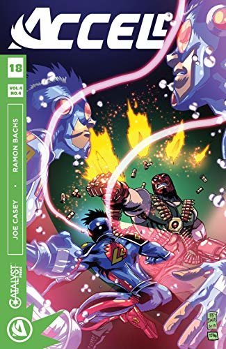 Accell #18 (English Edition)