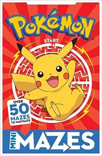 Pokemon Mini Mazes (Pokémon)