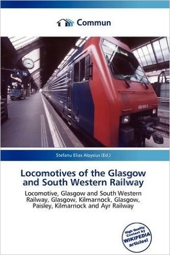 Locomotives of the Glasgow and South Western Railway