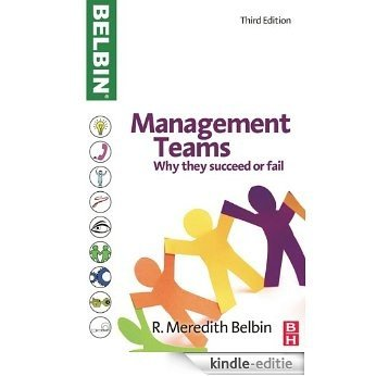 Management Teams [Kindle-editie]