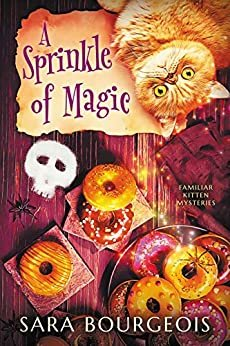 A Sprinkle of Magic (Familiar Kitten Mysteries Book 12) (English Edition)