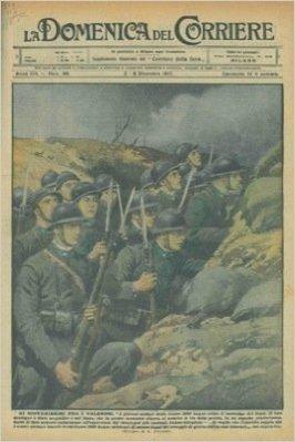 I giovani soldati della classe 1899 hanno trionfato sul Piave sbarrando al nemico le vie della Patria.