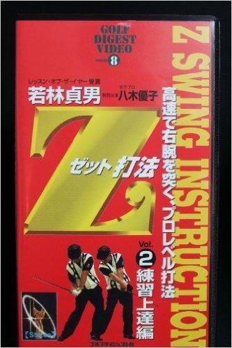 ゼット打法 2 練習上達編 若林 貞男 (2)[ビデオ]